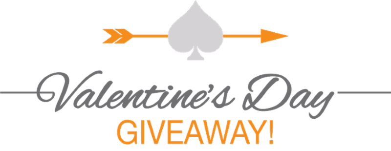 Valintine's Day Giveaway!