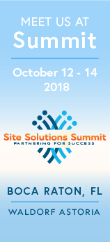 SITE SOLUTIONS SUMMIT - 2018 - Boca Raton, FL