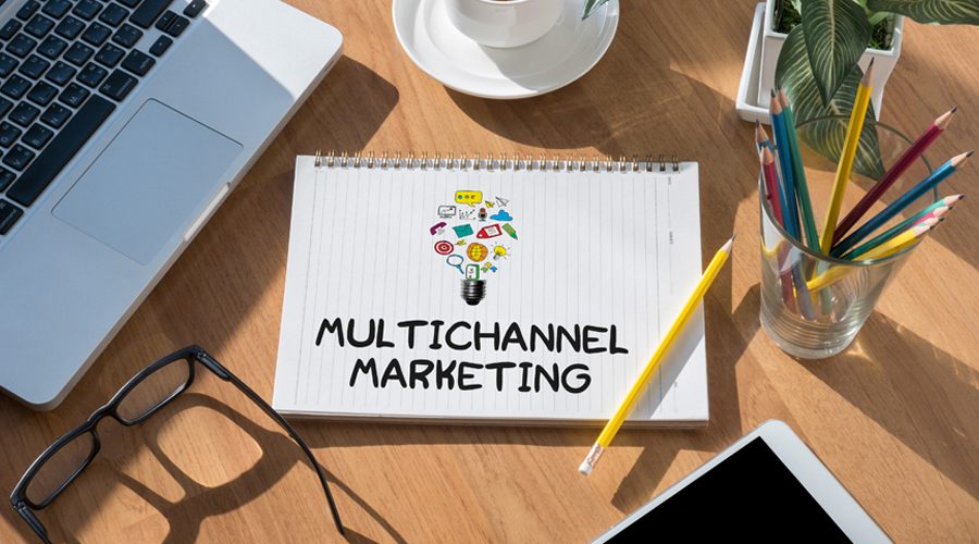 image of plnning for Multichannel Marketing